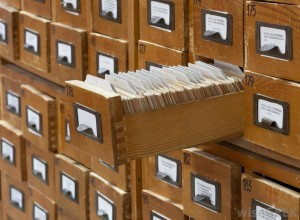 library-card-catalogs